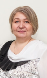 Власова Светлана Анатольевна